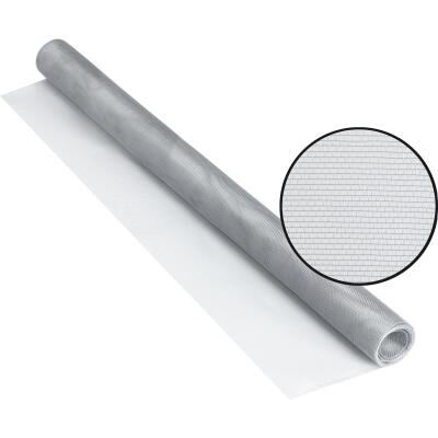 Phifer 36 In. x 84 In. Brite Aluminum Screen Ready Rolls